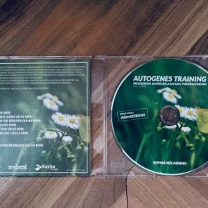 Autogenes Training – Audio CD