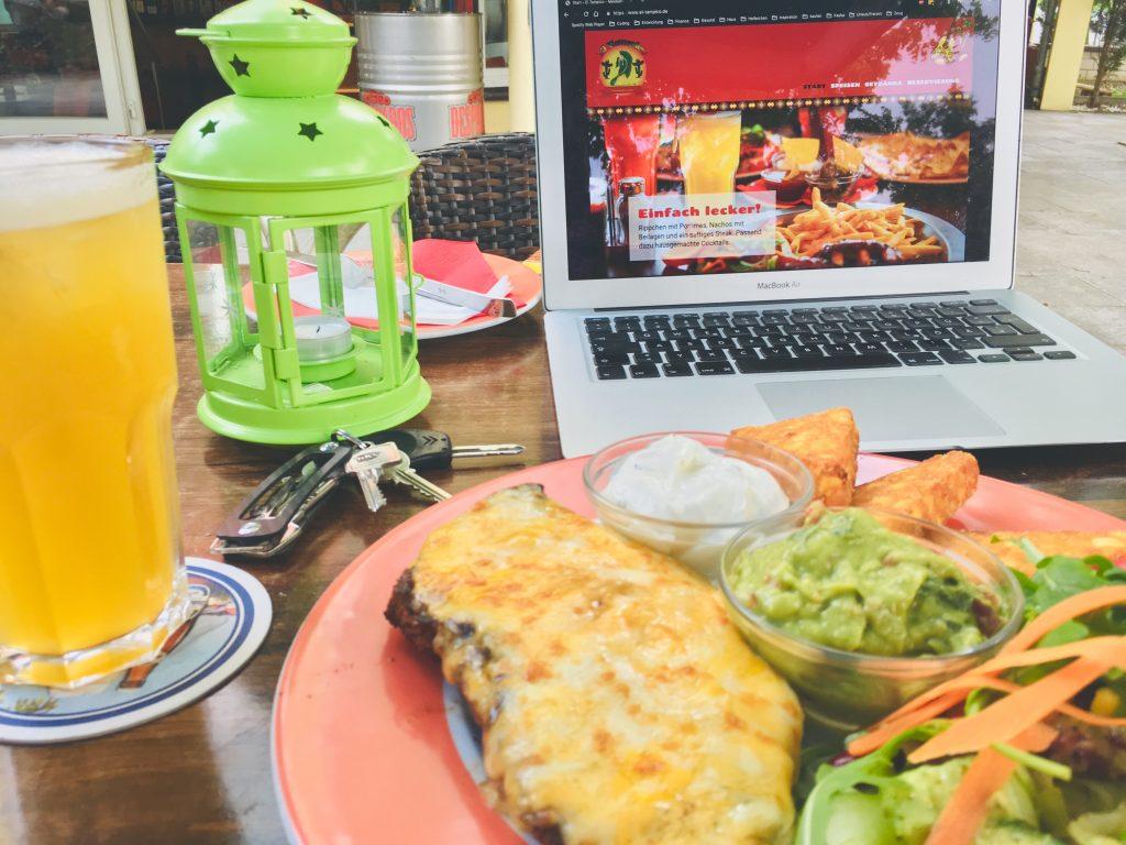 """""""El Tampico"""" - Mexican food"""