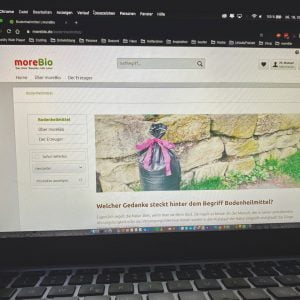 moreBio Online Shop